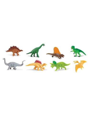 Mini figurines dinosaures - Safari Ltd® 346222 Safari Ltd® {PRODUCT_REFERENCE}  Minis® - 3