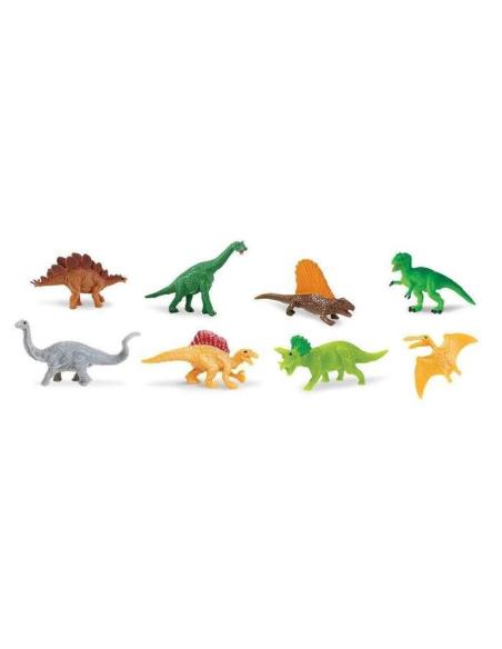 dinosaures figurine educative montessori education enrichissement pedagogique Safari histoire prehistoire jurassic realiste