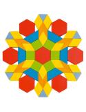 Baril de formes géométriques Attrimaths