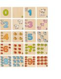 Mémory des nombres de 0 à 9