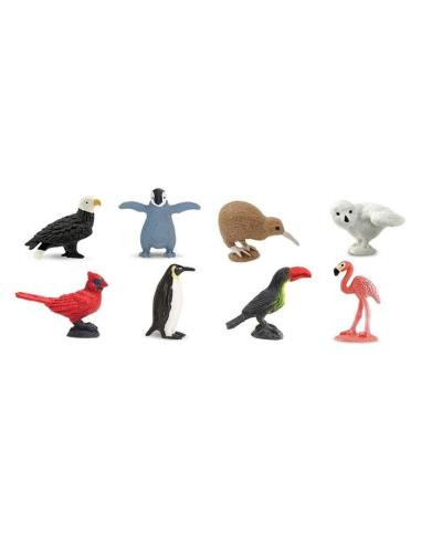 Mini figurines oiseaux - Safari Ltd® 100217 Safari Ltd® {PRODUCT_REFERENCE}  Minis® - 3