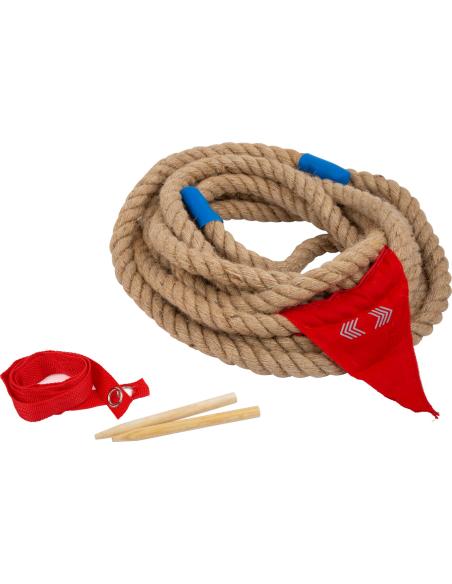 jeu tir corde ecole scolaire jeu fete kermesse loisir centre professeur enseignant eps coordination motricite globale