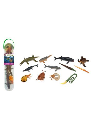 Lot 12 figurines animaux marins Préhistoriques - COLLECTA A1104 Collecta {PRODUCT_REFERENCE}  Tubes et Toob® - 3