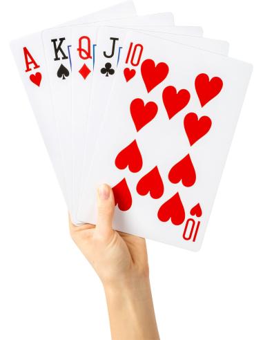 Jeu de cartes à jouer XL (21cm) Small Foot Design {PRODUCT_REFERENCE}  Jeux de société - 6