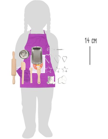 lot pâtisserie professionnel moule emporte-pièce rouleau enfant four materiel pedagogique activite scolaire ecole maternelle
