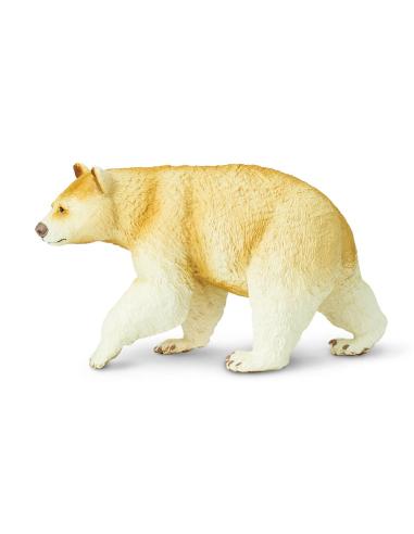 Figurine Ours Kermode -Tube Safari Ltd® 100045 Safari Ltd® {PRODUCT_REFERENCE}  Animaux sauvages - 3