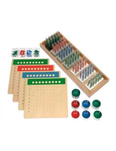 Grande division materiel montessori didactique