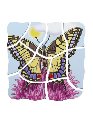 Puzzle étages Métamorphose papillon Beleduc cycle vie biologie science materiel educatif catalogue ecole maternelle