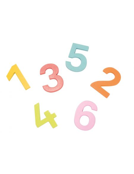 Catch the Number Jeu mathématiques Beleduc apprendre amusant societe plateau 22800 chiffre nombre ecole maternelle primaire
