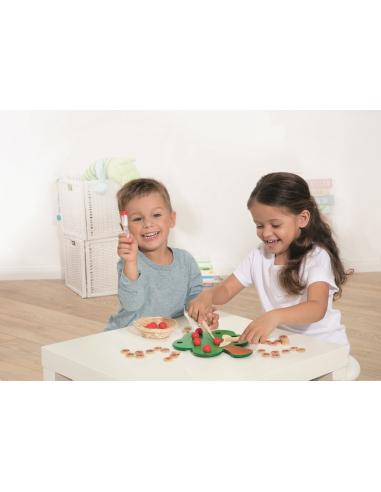 Pomela Jeu société adresse Beleduc dexterite cooperatif motrcite materiel educatif pedagogique ecole maternelle