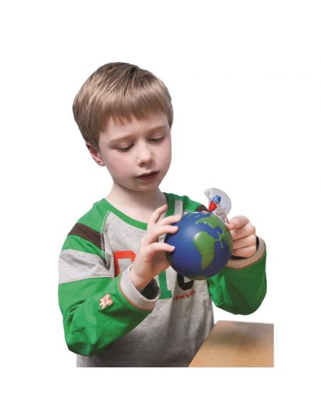 globe magnetique aimant terre terrestre champs pole materiel educatif pedagogique science