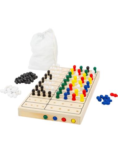 Jeu de logique - Devine le Code secret (variante Mastermind en Bois) Small Foot Design {PRODUCT_REFERENCE}  Jeux de société - 4