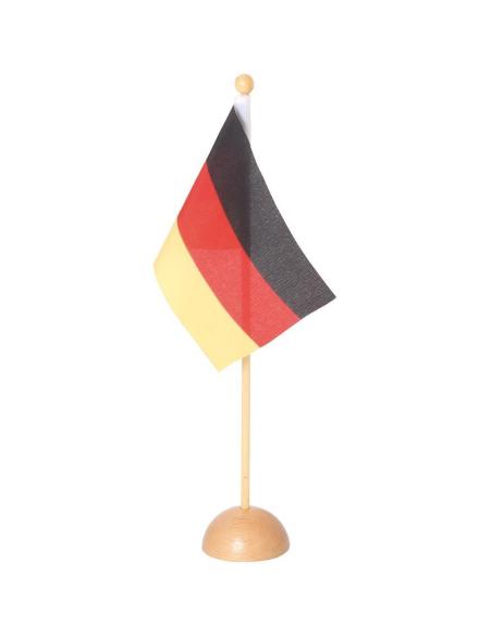 Drapeaux Europe géographie grand modèle materiel montessori didactique
