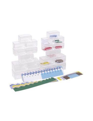 Lot complet des flèches (matériel des perles) LesMinis Montessori 109542  Mathématiques - 1