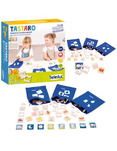 Tastaro - Jeu tactile et sensoriel de Beleduc Beleduc {PRODUCT_REFERENCE}  Jeux de société - 7