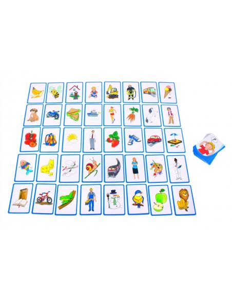 Read My Mind jeu societe cartes qui est ce devinette vocabulaire dessins memory categorie ludo educatif