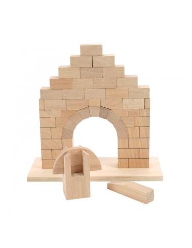 Arche Romane romaine materiel montessori didactique sensorielle école maternelle collectivité