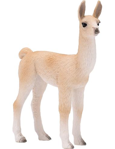 Figurine Lama Bébé - Mojo 387392 Mojo {PRODUCT_REFERENCE}  Animaux de la ferme et domestiques - 2