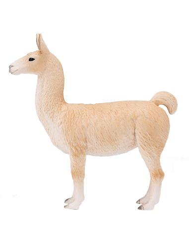 Figurine Lama Mojo 387391 Matériel pédagogique Enrichissement Montessori Jouet Cartes maternelle science vocabulaire jeu