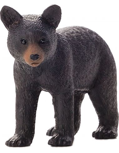 Figurine Ourson noir - Mojo 387287 Mojo {PRODUCT_REFERENCE}  Animaux sauvages - 1