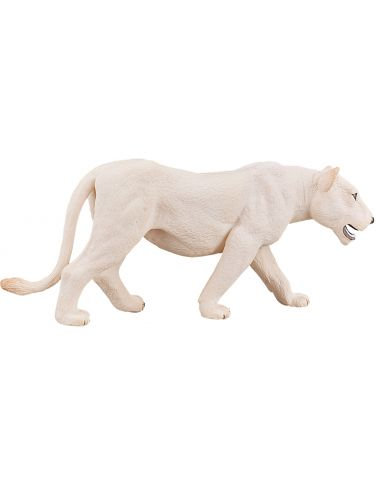 Figurine Lionne blanche - Mojo 387207 Mojo {PRODUCT_REFERENCE}  Animaux sauvages - 1