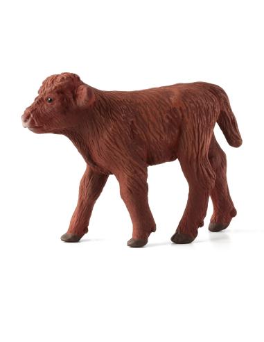 Figurine Veau Highland d'Écosse - Mojo 387202 Mojo {PRODUCT_REFERENCE}  Animaux de la ferme et domestiques - 1