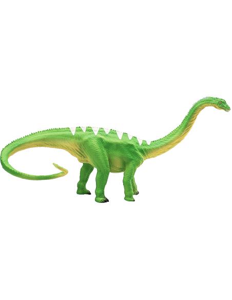 Figurine dinosaure Diplodocus Mojo 387137 Matériel pédagogique Enrichissement Montessori Jouet Cartes maternelle science vocabul