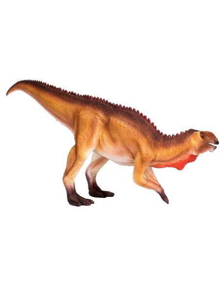 Figurine dinosaure Manchurosaure Mojo 381024 Matériel pédagogique Enrichissement Montessori Jouet Cartes maternelle science voca