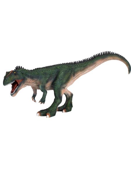 Figurine dinosaure Giganotosaurus Mojo 381013 Matériel pédagogique Enrichissement Montessori Jouet Cartes maternelle science voc