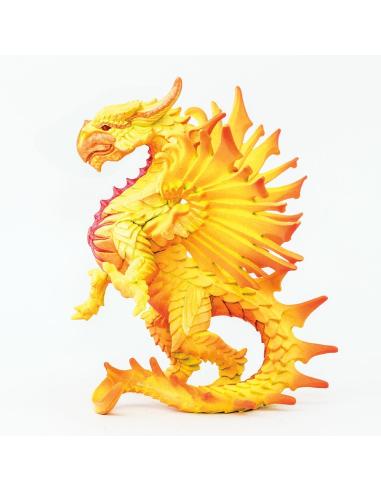 Figurine Dragon de soleil - Safari Ltd® 10134 Safari Ltd® {PRODUCT_REFERENCE}  Monde mythique & fantastique - 4