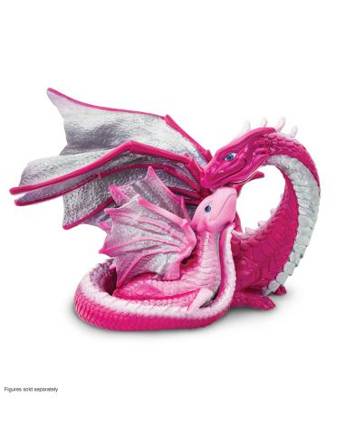 Figurine Dragon d'amour - Safari Ltd® 10139 Safari Ltd® {PRODUCT_REFERENCE}  Monde mythique & fantastique - 5