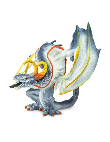 Figurine Dragon de fumée - Safari Ltd® 10143 Safari Ltd® {PRODUCT_REFERENCE}  Monde mythique & fantastique - 5