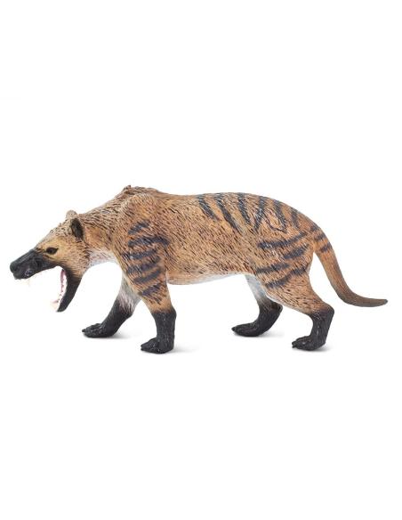Figurine Hyaenodon Safari Ltd® 100126 Jouet réaliste Matériel pédagogique Cartes Animaux Montessori replique Dinosaures Préhisto