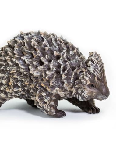 Figurine Porc-épic Safari Ltd® 229329 Jouet réaliste Matériel pédagogique Cartes Animaux Montessori replique sauvages