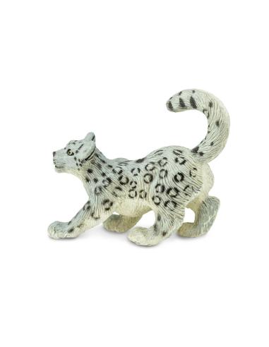 Figurine Léopard des Neiges bébé - Safari Ltd® 237629 Safari Ltd® {PRODUCT_REFERENCE}  Animaux sauvages - 2