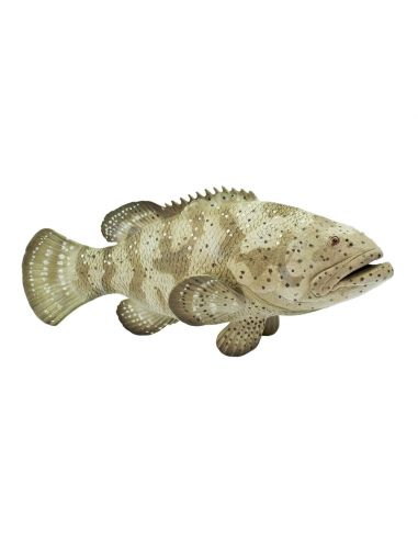 Figurine Poisson Mérou Goliath - Epinephelus itajara - Safari Ltd® 265329 Safari Ltd® {PRODUCT_REFERENCE}  Animaux sauvages - 2