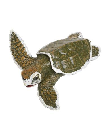 Figurine Tortue de Mer de Kemp bébé - Safari Ltd® 267429 Safari Ltd® {PRODUCT_REFERENCE}  Insectes et reptiles - 2