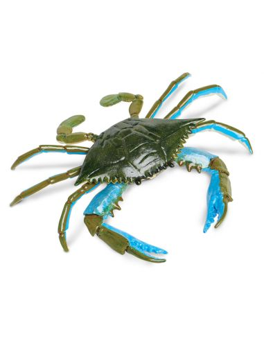 Figurine Crabe Bleu XL - Safari Ltd® 269729 Safari Ltd® {PRODUCT_REFERENCE}  Géantes XL - 3
