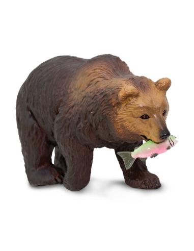 Figurine Ours brun européen - Safari Ltd® 281929 Safari Ltd® {PRODUCT_REFERENCE}  Animaux sauvages - 1