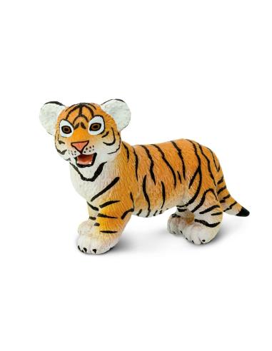 Figurine Tigre du Bengale bébé - Safari Ltd® 294929 Safari Ltd® {PRODUCT_REFERENCE}  Animaux sauvages - 1