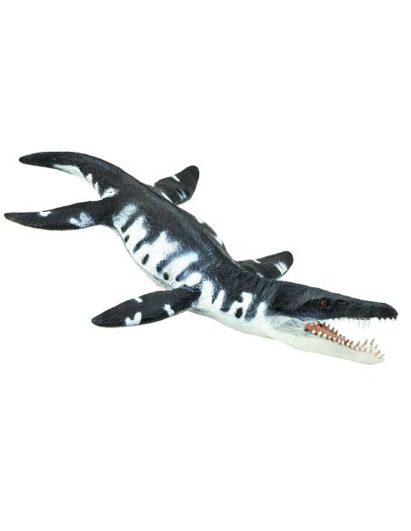 Figurine Liopleurodon Préhistoire dinosaure Safari Ltd® 300529 Jouet réaliste Matériel pédagogique Cartes Animaux M replique Din