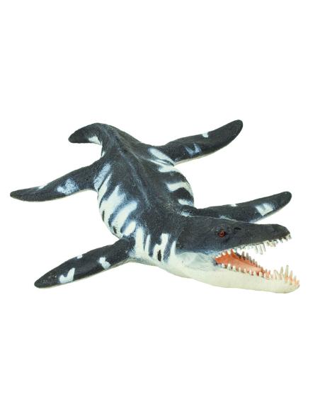 Figurine Liopleurodon Préhistoire Safari Ltd® 300529 Jouet réaliste Matériel pédagogique Cartes Animaux M replique Dinosaures Pr