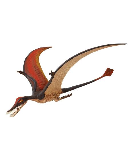 Figurine Rhamphorhynchus Préhistoire Safari Ltd® 300329 Jouet réaliste Matériel pédagogique Cartes Animau replique Dinosaures Pr